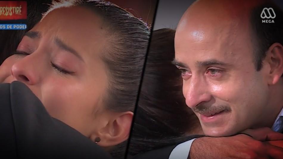 [VIDEO] Verdades Ocultas: Roxy está dispuesta a salvar la vida de Javiera