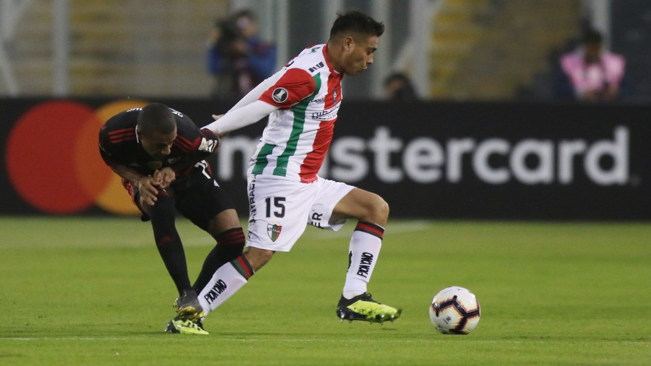 Palestino vs. River Plate / Agencia Uno