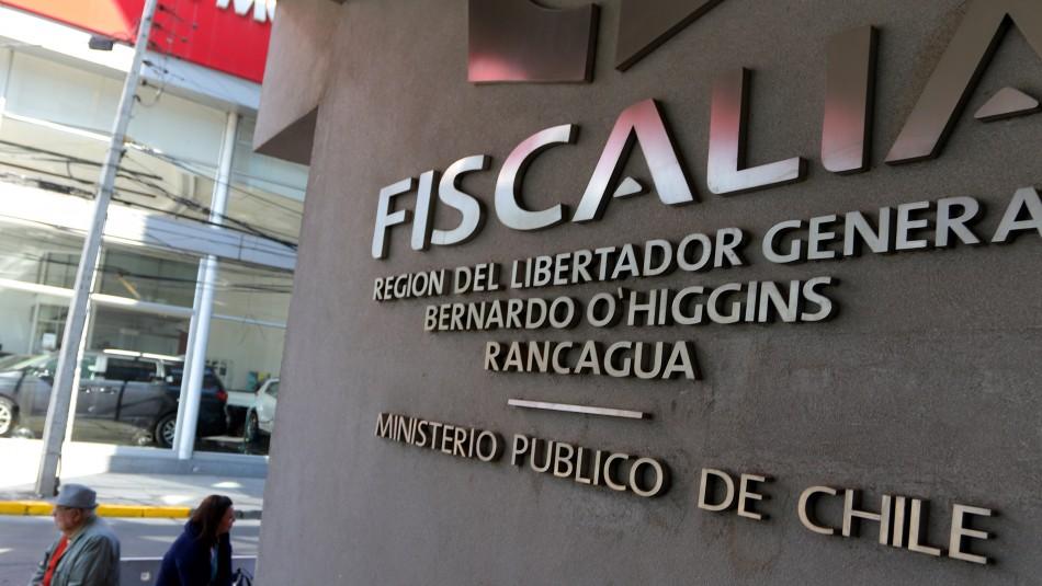 Rancagua: Abogado de alcalde presenta querella contra fiscal Moya tras filtraciones de conversaciones por WhatsApp