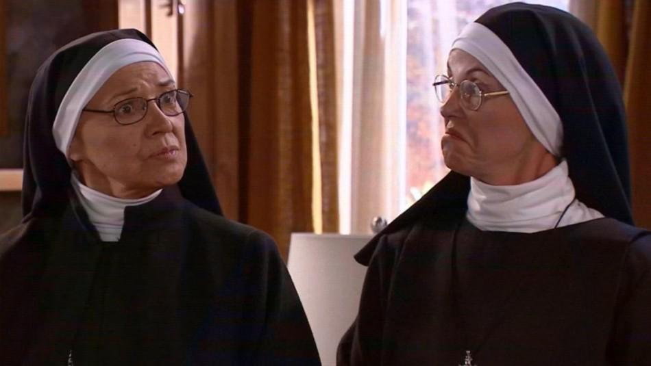 [VIDEO] Isla Paraíso: La Madre Superiora se puso firme con Óscar León