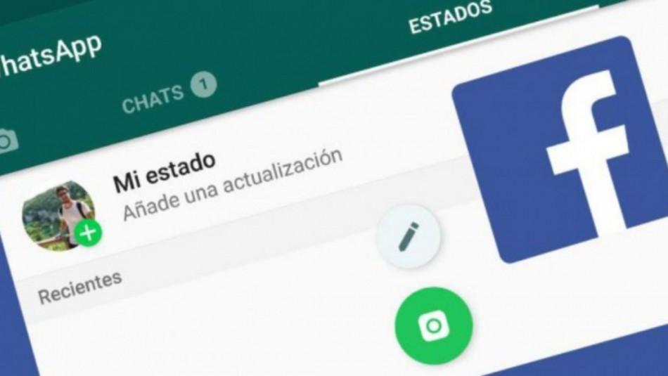 El plan de Facebook para conectar su plataforma con WhatsApp