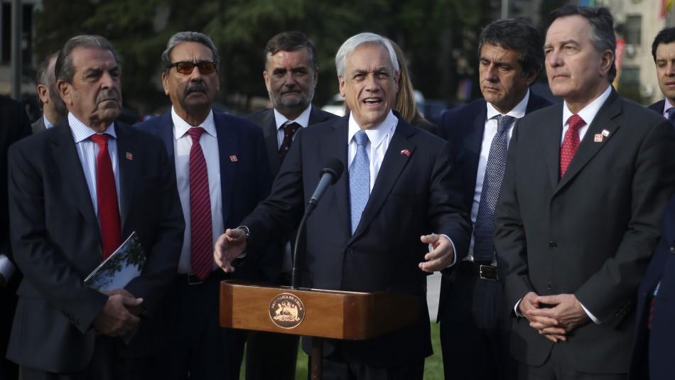 Piñera y relaciones régimen chino: