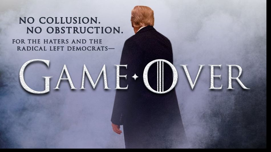 HBO solicitó a Donald Trump que deje de usar memes de Games Of Thrones