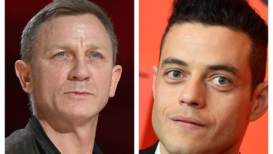 James Bond suma a Rami Malek en la próxima película de la saga