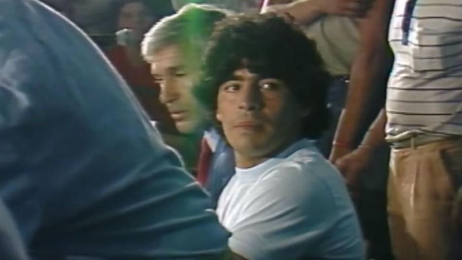 Diego Maradona: El nuevo documental del astro argentino que se estrenará en Cannes / Captura video.