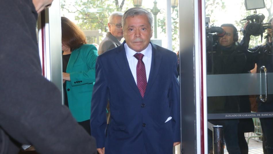Corte de Apelaciones de Rancagua: Juez Elgueta será formalizado este viernes por presunta corrupción