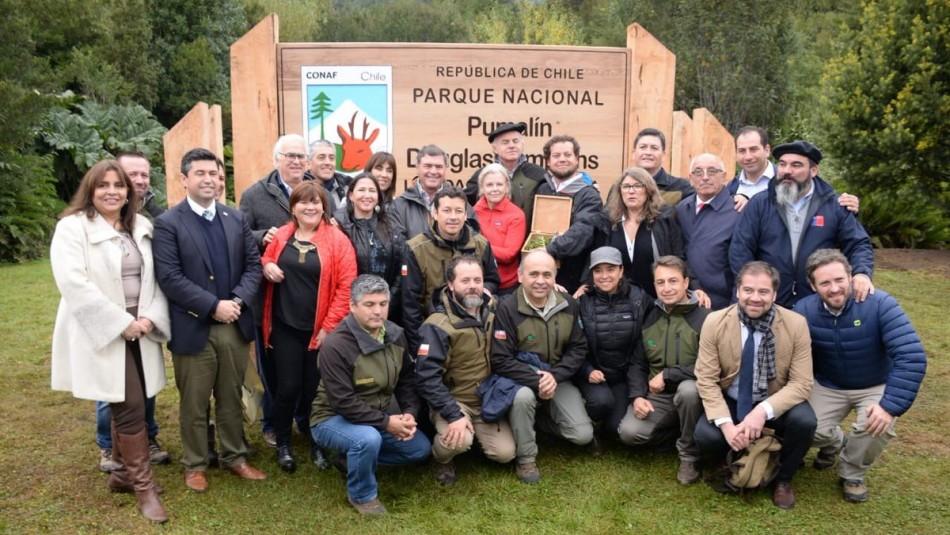 Traspasan Parque Pumalín al Estado / Twitter: @MinagriLosLagos