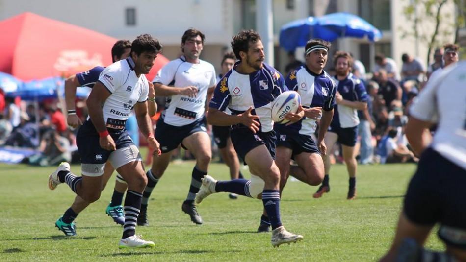 Sigue la pasión del rugby. / AhoraNoticias.cl