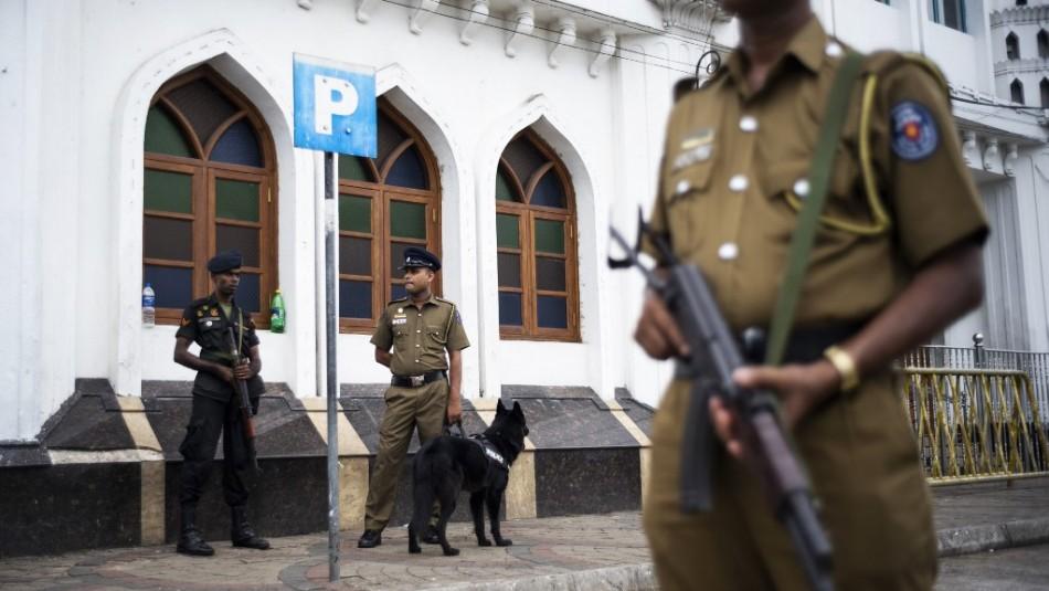 Matan a dos presuntos miembros del grupo Estado Islámico / AFP