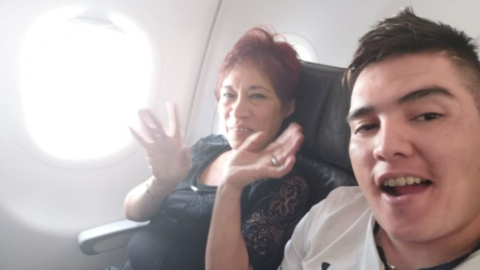 Ilse Ojeda y Juan Guilermo Valderrama / Twitter