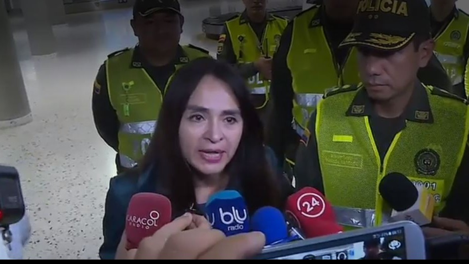 Alejandra Ojeda, Hermana de Ilse / Caracol.