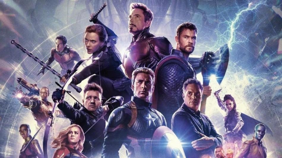 [VIDEO] El emotivo mensaje de importante actor tras su participación en Avengers: Endgame