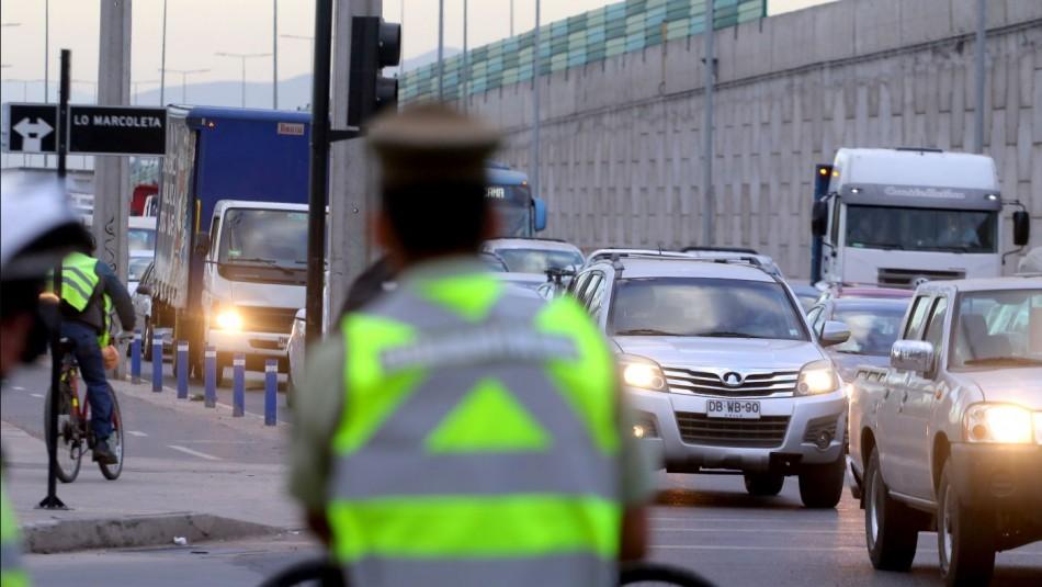 Restricción vehicular en Santiago: Esta es la fecha de inicio de la medida