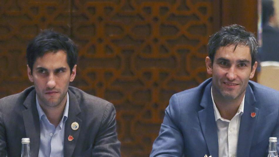 Cristóbal Piñera respondió por polémico viaje junto a su hermano a China y Corea / Agencia UNO.