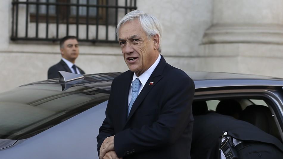 Piñera apoya a Guaidó: