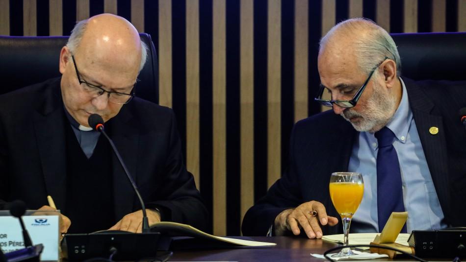 Conferencia Episcopal firma acuerdo con Fiscalía por investigaciones de abusos sexuales