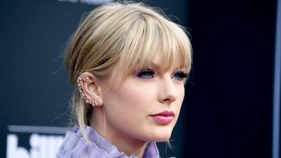 [FOTOS] El angelical look de Taylor Swift en los Premios Billboard que fue alabado en redes sociales