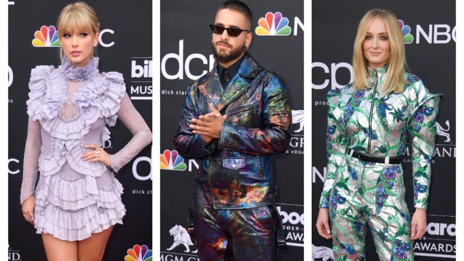 [FOTOS] Los mejores looks que dejaron los Premios Billboard 2019