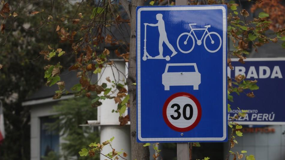 Balance de la ley de Convivencia Vial: Hay un 32% menos de ciclistas fallecidos en accidentes