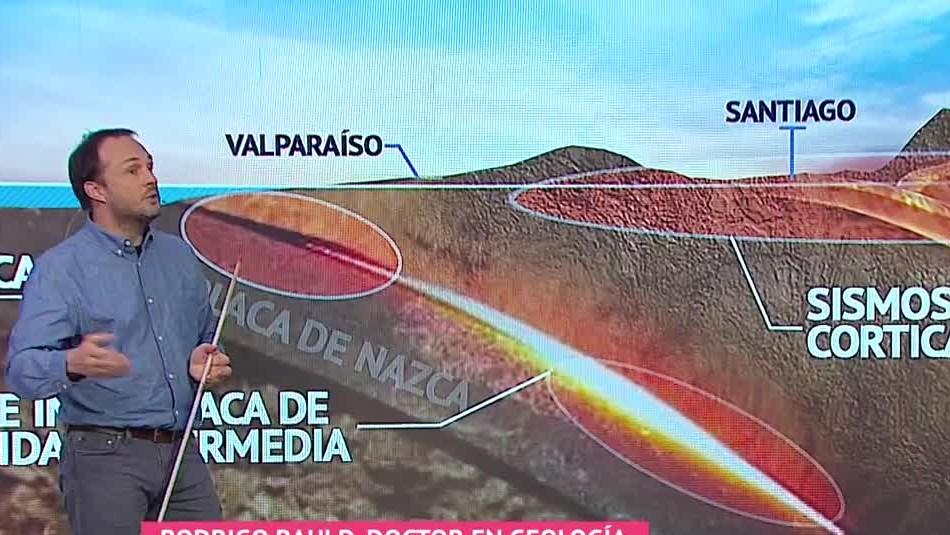 Falla de San Ramón: Por qué es peligrosa y cuáles comunas podrían verse afectadas