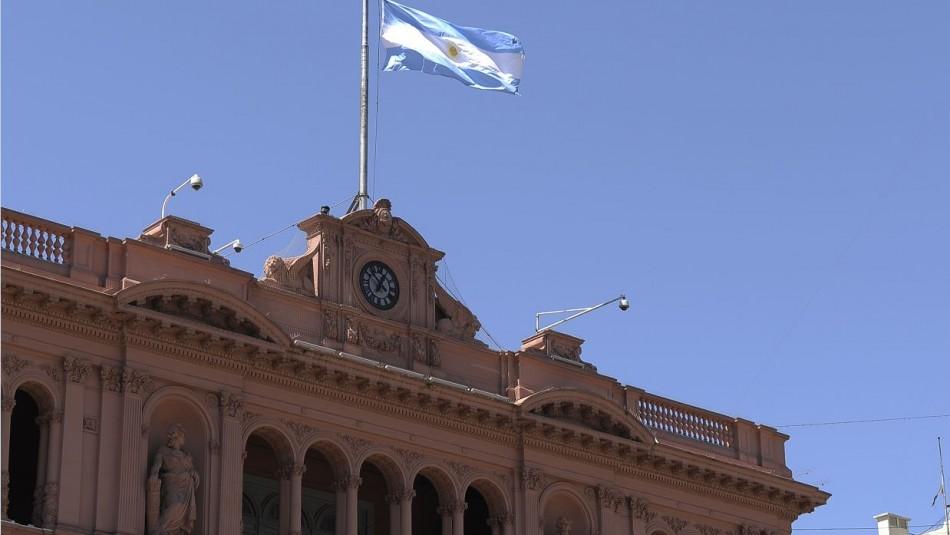 Evacuan Casa Rosada y congreso argentino por amenaza de bomba