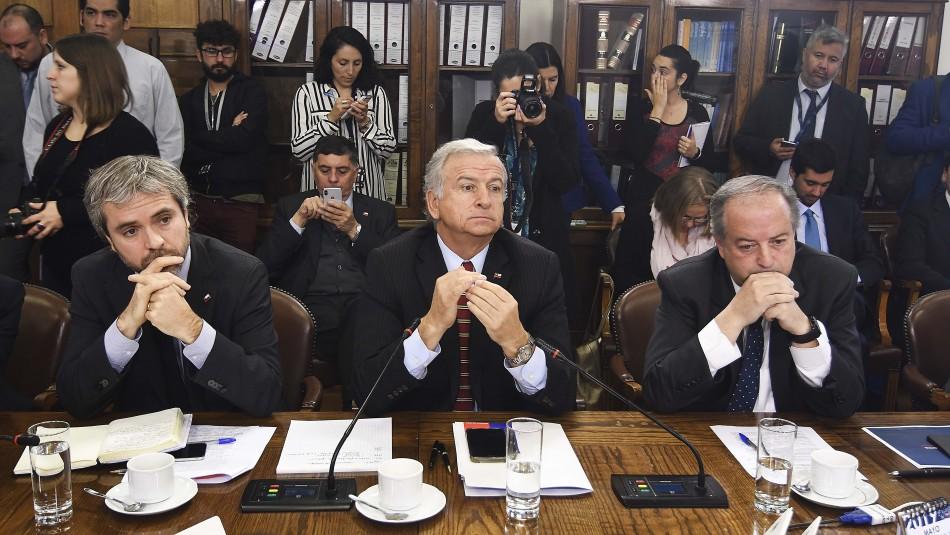 Aprueban reforma de Pensiones / Agencia Uno