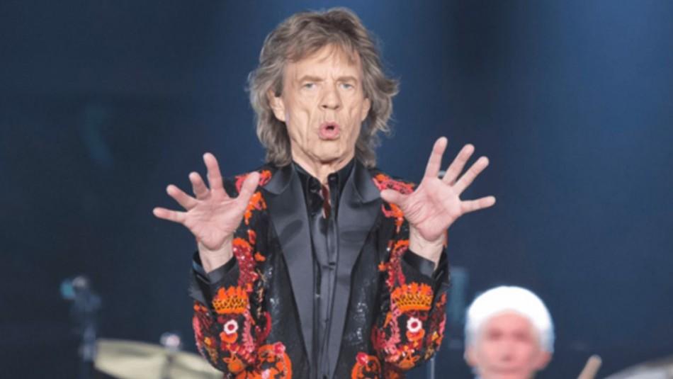 [VIDEO] Lleno de energía y bailando regresa Mick Jagger tras operación cardíaca