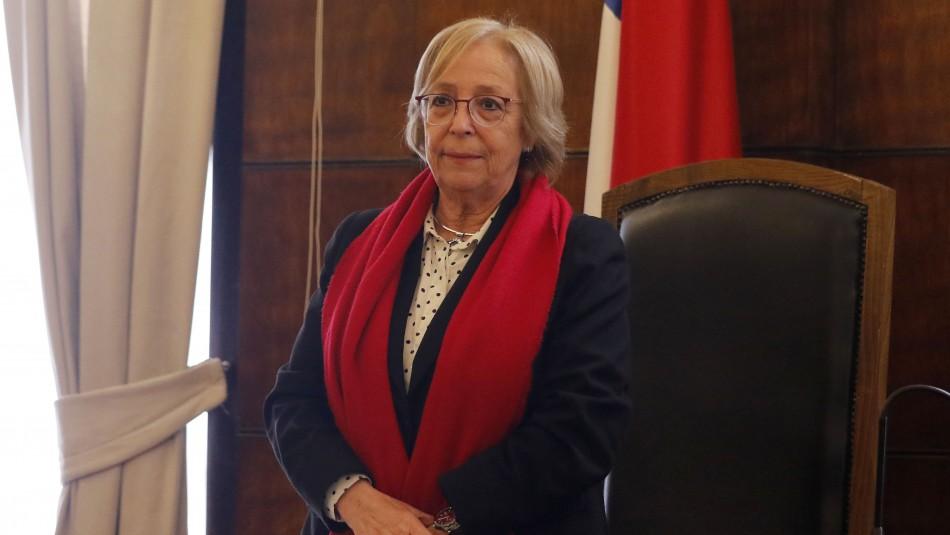 Senado advierte falta de diálogo por nominación de Repetto a la Corte Suprema