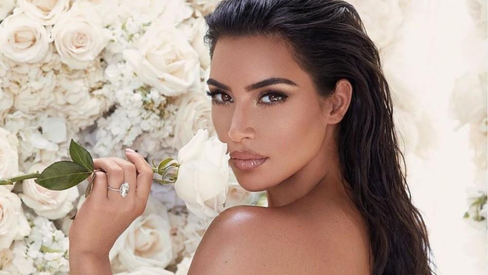 Kim Kardashian da a conocer el nombre de su cuarto hijo