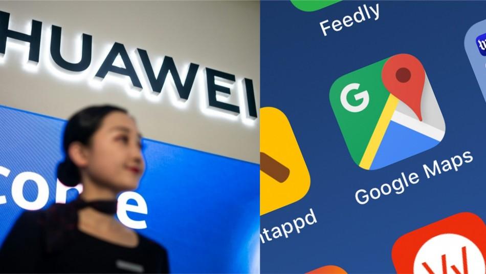 Las aplicaciones de Google que no podrías utilizar en Huawei / AFP