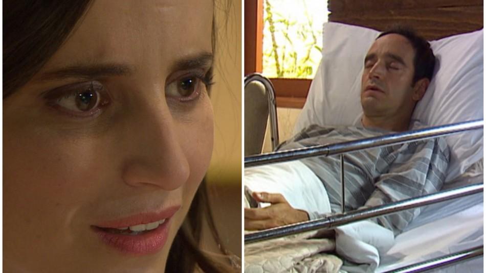 [VIDEO] Verdades Ocultas: Rafael le hizo una fuerte petición a Rocío