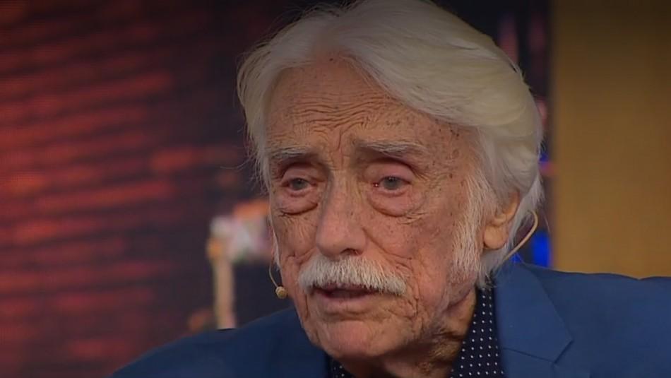 Walter Kliche reaparece con 92 años y presenta nuevo show de tango