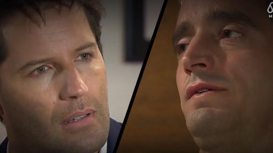 [VIDEO] Verdades Ocultas: La inesperada revelación que Rafael le hizo a Diego