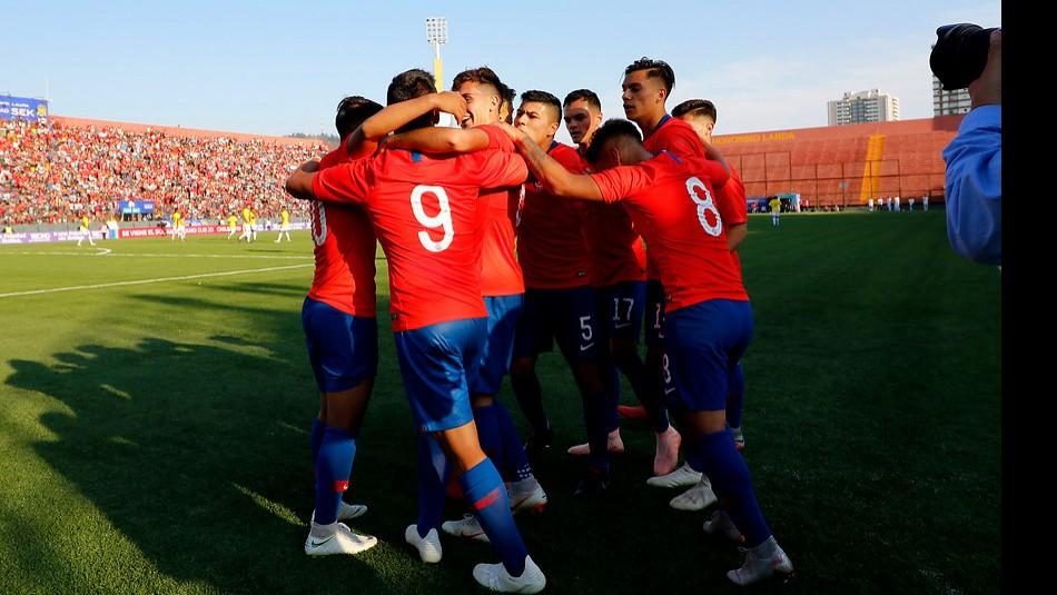 La Roja jugará torneo de Toulon. / Agencia Uno