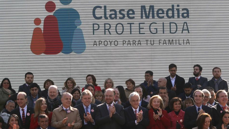 Director de Clase Media Protegida: