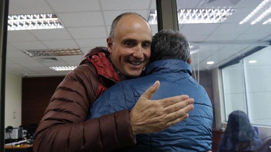 Javier Margas es absuelto por el cargo de usurpación de propiedad