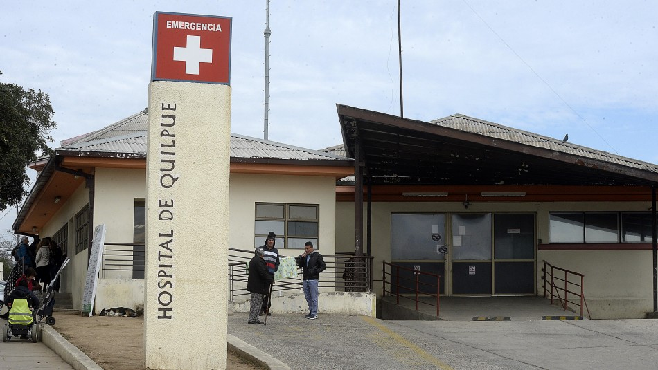 Hospital de Quilpué / Agencia Uno