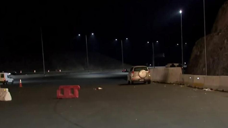 Hombre muere tras ser baleado por desconocidos en la Ruta 5 Sur