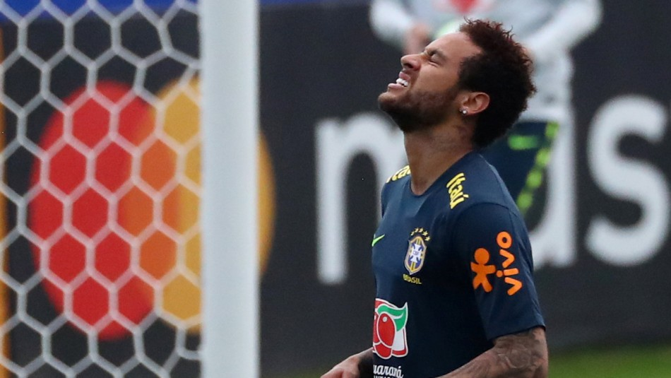 Neymar no será capitán de Brasil. / Reuters