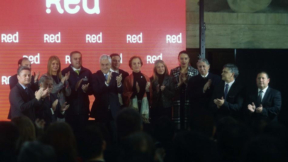 Presidente Sebastián Piñera anuncia servicio de transporte RED para Concepción