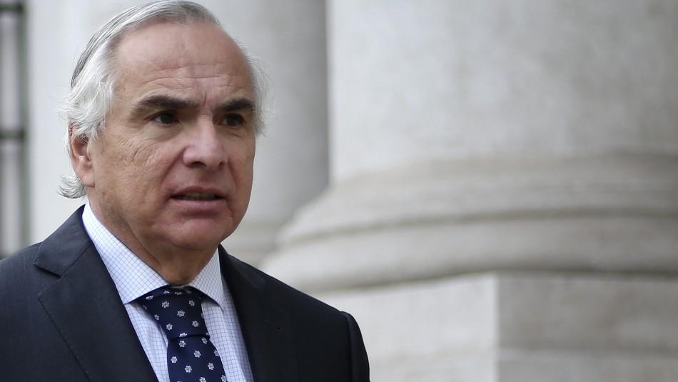 Ministro del Interior, Andrés Chadwick