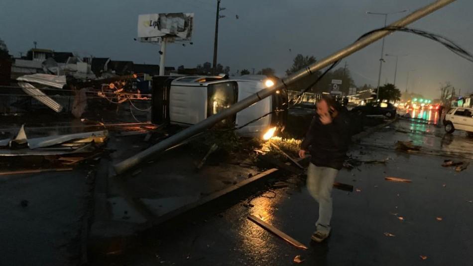 Tornado en Los Ángeles: El fenómeno se podría repetir este viernes