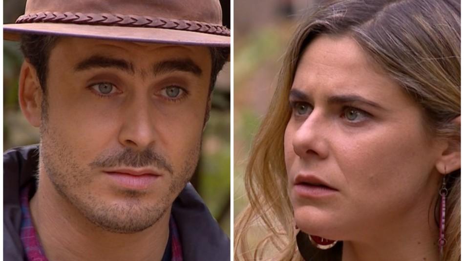[VIDEO] Isla Paraíso: Franco le contó la verdad a Sofía