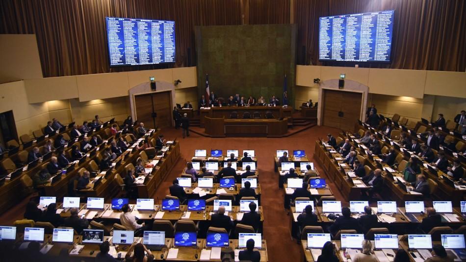 Cuenta Pública: Gobierno impulsará reducción del número de parlamentarios y limitaría su reelección