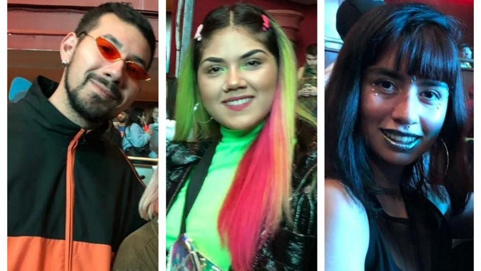 [FOTOS] Los looks que se han tomado el Urban Trap Fest en el Teatro Caupolicán