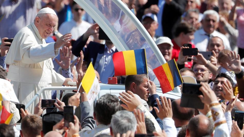 Papa Francisco / Reuters.