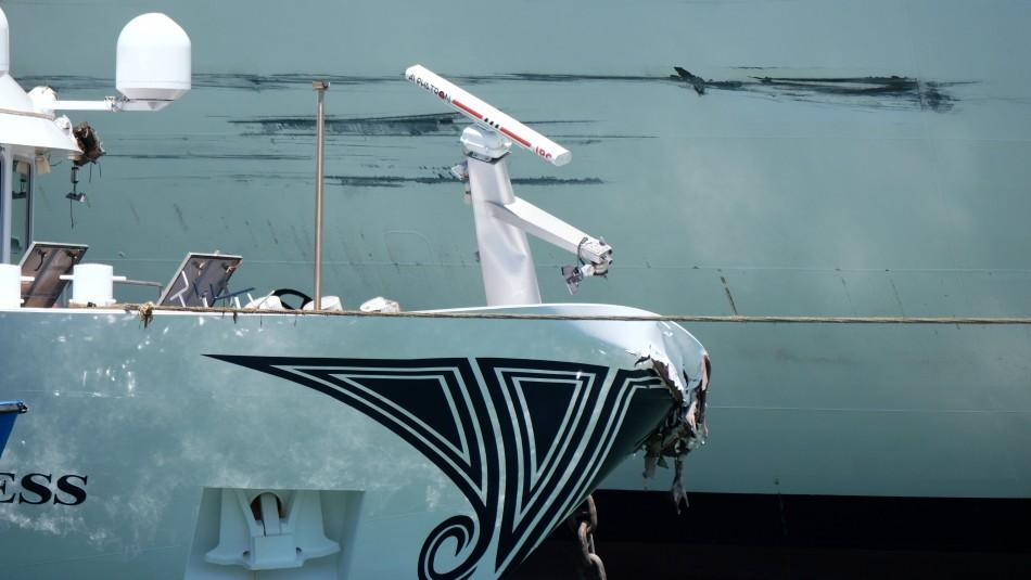 Accidente de barco en Venecia / Reuters.