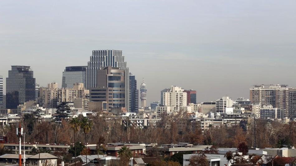 Preemergencia ambiental en Santiago: Revisa los dígitos afectados con restricción vehicular