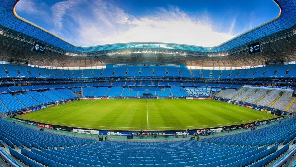 Los estadios de la Copa América. / AFP