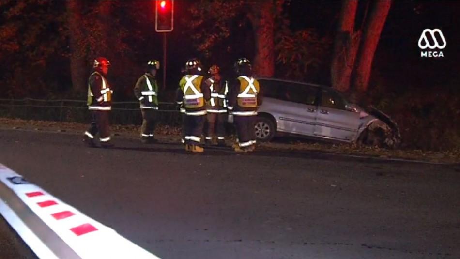 Conductor de accidente donde murió una niña y un ciclista manejaba con 2,4 gramos de alcohol